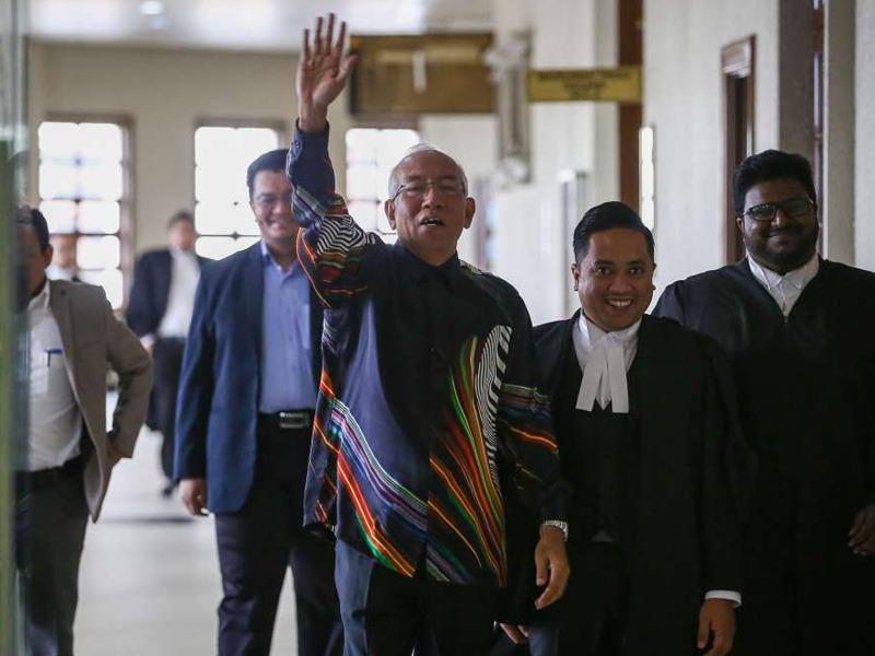 Mahdzir Sangkal Dakwaan Jadikan Najib 'Kambing Hitam'