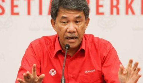 UMNO Bukan Dalam Dilema