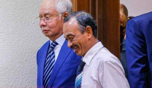 Najib Tak Tanya Jho Low Kad Kredit Kena Sekat
