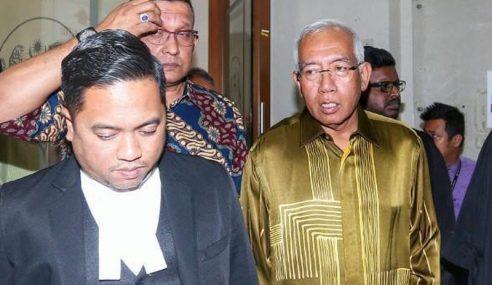 """""""Saya Terima Surat Daripada Najib"""" – Mahdzir"""