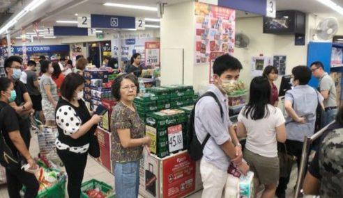 KPDNHEP Pantau Pembelian Panik Warga Singapura Di Johor