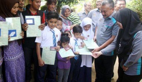 JPN Kaji Dasar Pendaftaran Anak Tak Sah Taraf