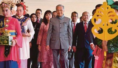 Sukar Faham Sains Jika Tak Fasih Bahasa Inggeris – Mahathir