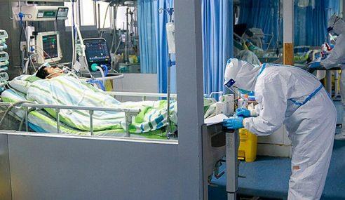 304 Kematian Akibat Koronavirus Di China