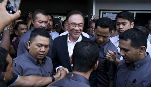 Anwar Akan Terajui Negara Jika PH Kembali Berkuasa