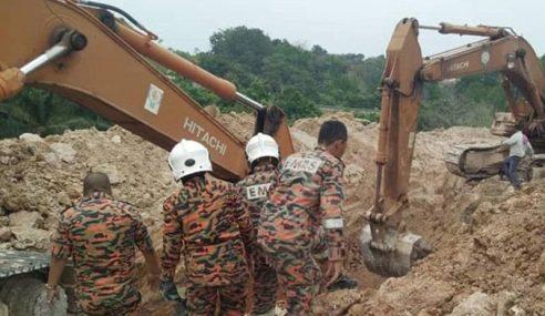 2 Buruh Bangladesh Maut Tertimbus