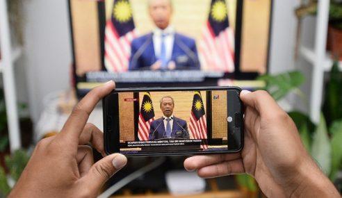 Ucapan Sulung Muhyiddin Sebagai PM Tarik Perhatian Rakyat