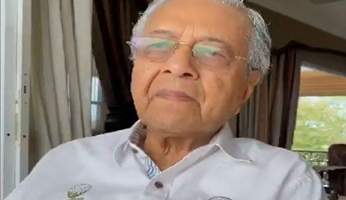 """Kita Berdepan Bencana Yang Amat Dahsyat"" – Mahathir"