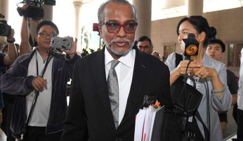 Bicara Kes 1MDB Ditangguh Sehingga Terima Keputusan Covid-19