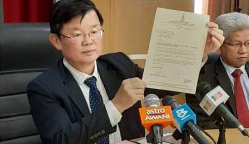 Afif Letak Jawatan Sebagai EXCO Pulau Pinang