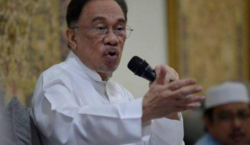 Mahathir Dakwa Orang Melayu Tolak Anwar