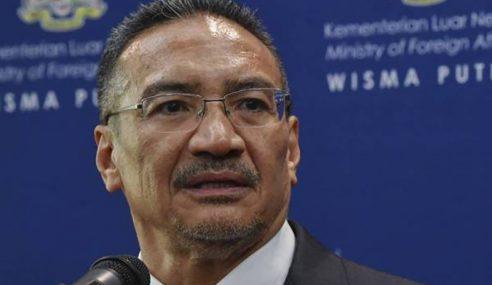 Hishammuddin Mahu SPRM Tapis Pegawai Di Pejabatnya
