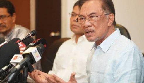 Mahathir Bukan Lagi Anggota PH – Anwar