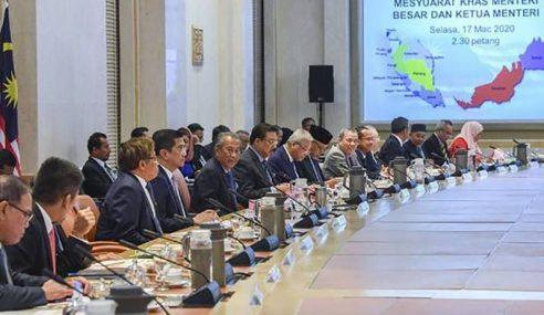 KSN Mohon Maaf Khilaf Jemputan Mesyuarat Khas Covid-19