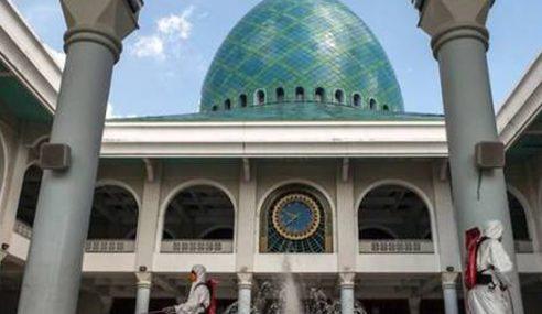 Ribuan Tabligh Dari Seluruh Asia Berhimpun Di Indonesia