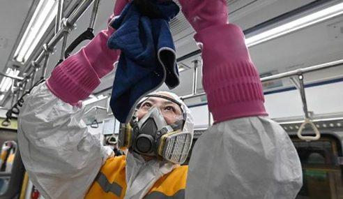 Koronavirus Baharu Bertahan Beberapa Hari Atas Permukaan