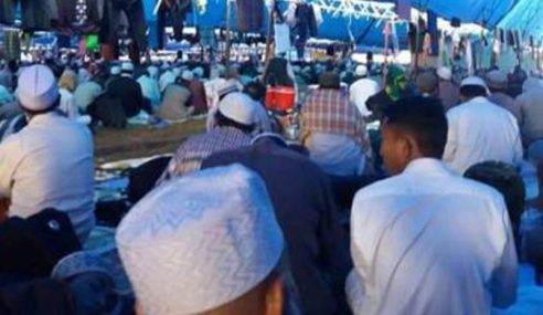 Rakyat Malaysia Sertai Himpunan Tabligh Di Indonesia