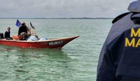 Tin Biskut 'Selamatkan' Nyawa Nelayan