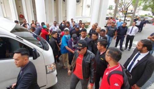 12 Pegawai, Anggota Polis Pulau Pinang Direman 7 Hari
