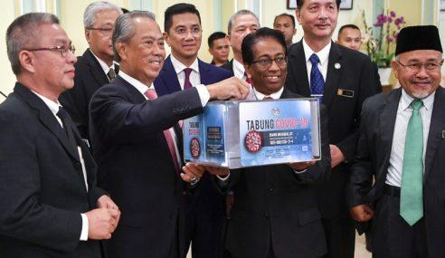 COVID-19: Jemaah Menteri Potong Gaji 2 Bulan