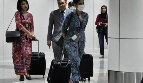 Malaysia Airlines Tawar Cuti Tanpa Gaji 13,000 Kakitangan