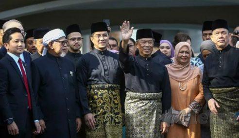 Hanya 3 Ahli Parlimen Bersatu Menentang Muhyiddin