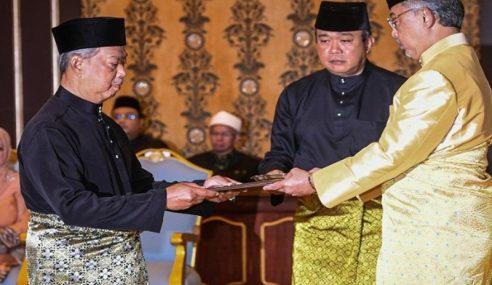 Muhyiddin Angkat Sumpah Perdana Menteri Kelapan
