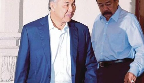 Kes Zahid Ditangguh, Beri Ruang Bincang Barisan Kabinet