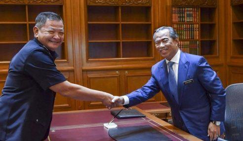 Muhyiddin Bertemu KSN, Ketua-Ketua Jabatan Serta Agensi