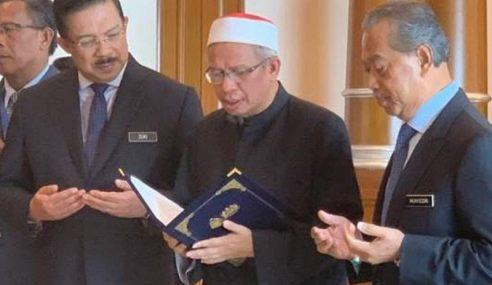 Muhyiddin Bertemu Mufti Wilayah Persekutuan