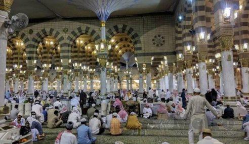 Mana Ada Masjid Nabawi Lengang…