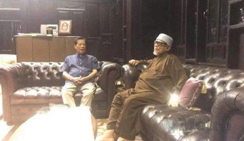 Khalid Ibrahim Sedia Bantu Kerajaan