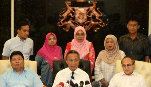 Barisan EXCO Johor Angkat Sumpah Jumaat Ini?