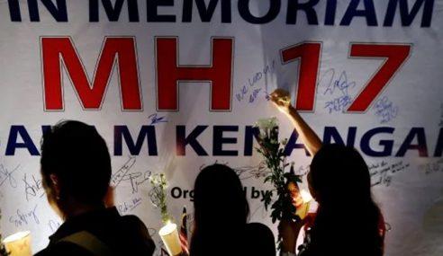 Bicara Tembak Jatuh MH17, Bermula Isnin Ini