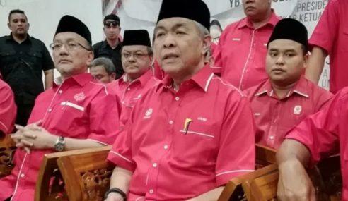 Zahid Tak Mahu Jawatan Dalam Kabinet