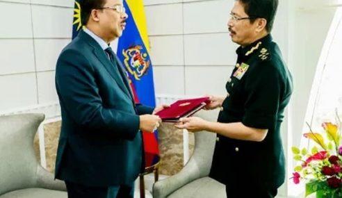 Azam Baki Ketua Pesuruhjaya SPRM Baharu