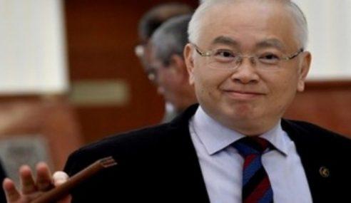 MCA Kembali Diwakili Dalam Kerajaan Persekutuan