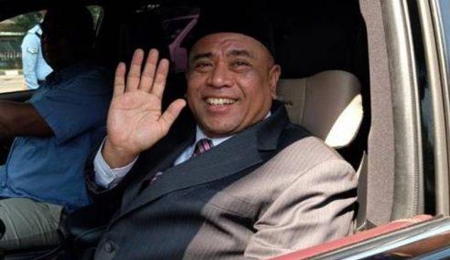 UMNO Calonkan Saarani Menteri Besar Perak