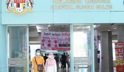 Hospital Sungai Buloh Khusus Rawat Penyakit Berjangkit