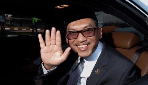 Ahmad Faizal Ketuai PN Menghadap Sultan Nazrin