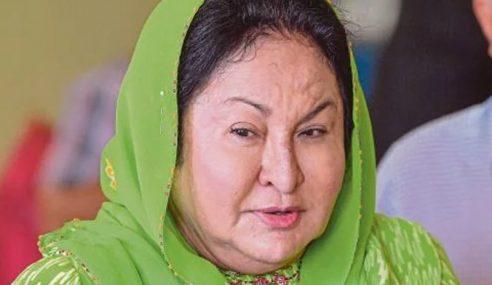 Mahkamah Benarkan Rosmah Periksa Barang Dirampas SPRM