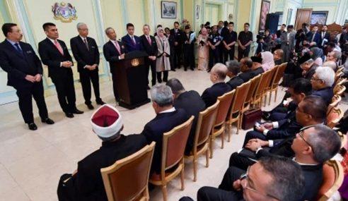 Muhyiddin Kongsi Kandungan Surat Untuk Bertemu Mahathir