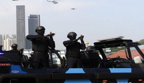 COVID-19: Hari Polis Ke-213 25 Mac Ini Ditunda