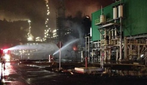 Mangsa Hilang Ditemui Rentung Kebakaran Di Pengerang