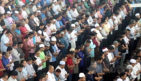 Aktiviti Masjid, Surau Seluruh Negara Ditangguh 10 Hari