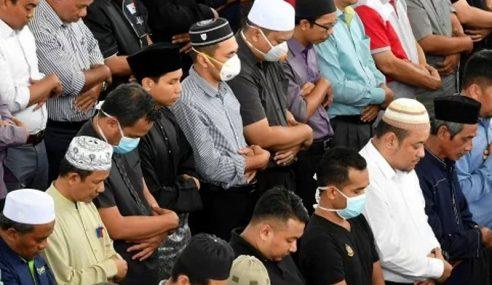 Selangor Tangguh Solat Di Masjid, Surau
