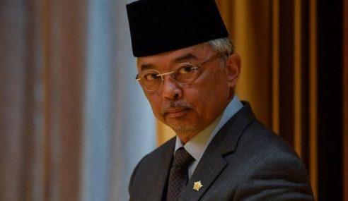 Agong Titah Rakyat Patuhi 'Perintah Kawalan Pergerakan'