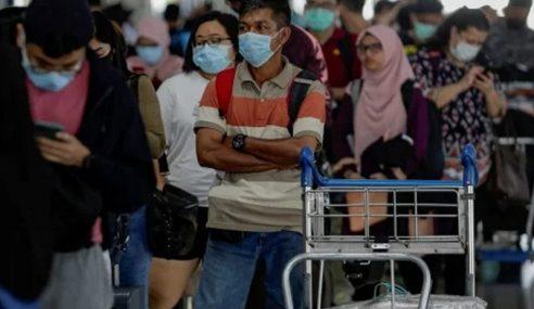 COVID-19: 841 Rakyat Malaysia Terkandas Di 20 Negara