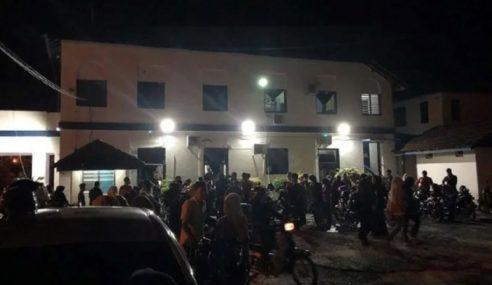 Usah Serbu Balai Polis, Larangan Keluar Negeri Ditangguh