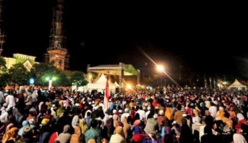 Perhimpunan Tabligh Di Indonesia Dibatalkan
